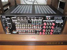 AVアンプのリプレース (TA-DA5600ES)