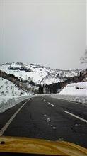 雪見プチドライブ