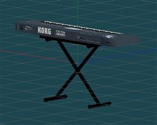 A2Dance KORG PC-3BK(シンセサイザー用イス) WIP