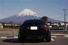 BMW:富士山三昧!!300km!