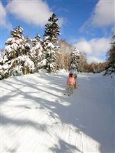 恒例年越しスキー2011