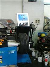 TTの夏タイヤ交換