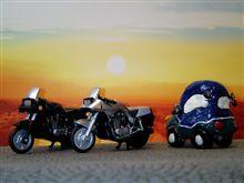 20世紀のベストバイク(ワンダ缶コーヒーオマケ)