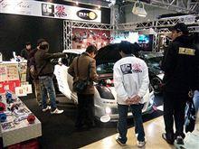 東京オートサロン2011 たくさんのご来場ありがとうございます!