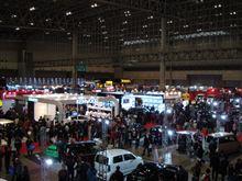 東京オートサロン 2011行って来ました。