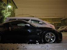 Snow in the Dark