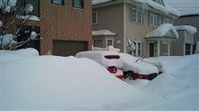 2011年1月15-16日雪とセンター試験と電気自動車とww