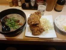 ラーメン食べ歩き日記47「らーめんや亜喜英 (あきひで)」 【純濃厚スープ】