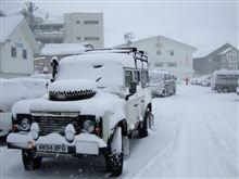 雪質サイコー━(゚∀゚).━