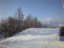 おはよう☆雪山です!