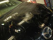 CX-7洗車しました!親水です!