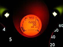 祝15,000kmV(^0^)
