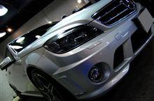 【ラディアス川崎】メルセデスベンツC63/AMGのガラスコーティング
