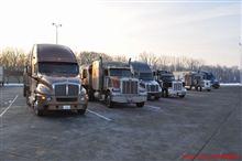 アメリカの大型トラック「ビッグリグ」・・・フォトギャラアップ☆