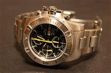 生涯10っ個目の腕時計