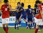 七難八苦のアジア杯