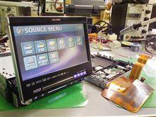 市販モデル、HDDナビ、AVN075HD、135001-3860A141。