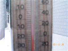 寒い日が続いていますが