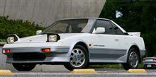 伸さんの25年前のAW11です、、。