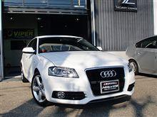 輸入車にもVIPERで安心なカーライフを・・~Audi A3編