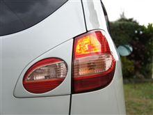 ブレーキのLED化とクリスタルサイドマーカーへ交換