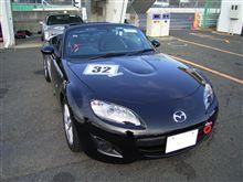 【11年第5走】TC2000新春3時間耐久風走行会  準優勝!!!!!