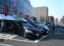 「ハイブリッド カー・フェスティバル2011」inSAB東雲
