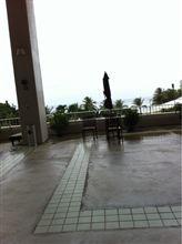 グアムの雨