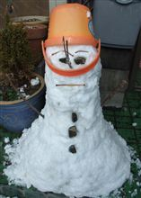 2011雪だるま