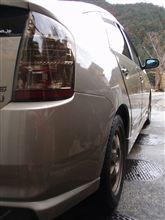 朝っぱらから洗車&コーティングしたで~!!!