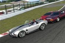 GT5 最近は寒いのでオープンカーで走ってます(笑)