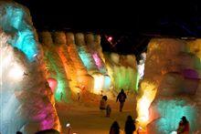 2011 支笏湖 氷檮祭へ