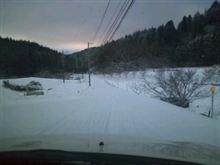 小原雪情報20110131
