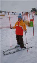 スキーに行ってきましたよ~♪