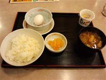 幻の朝定食?w