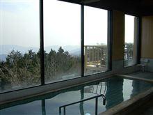 筑波山の温泉