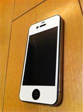 White iPhone 入手?