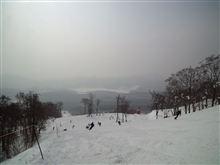 久しぶりのスキー!!!