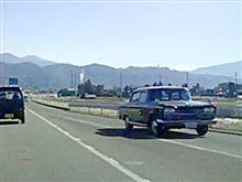 旧車に遭遇 - 日産・セドリック 初代カスタム(後期型)