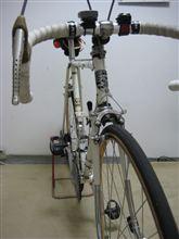 ポルシェの自転車...(=^・ω・^=)