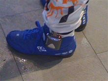 Automatic Heated shoes