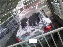 名古屋は雪・・・・