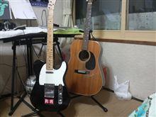 僕のギターを紹介します。