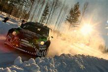 Ken Block@WRC SWEDEN