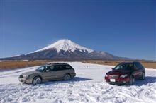 さわやかな富士山