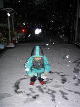 東京大雪!!