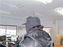 EZOエンドレスラリーのUSTREAM中継はこのアンテナがキモ!と、意見募集