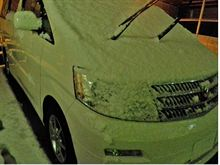 かなりの大雪