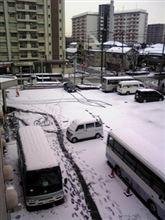雪の日の通勤