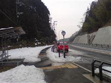 新年2発目はリベンジを誓うドライブだった(^_^;)